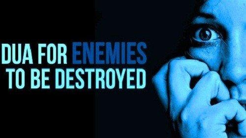 Wazifa To Punish Enemy