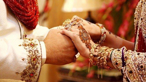 Islamic Wishes For Newly Married Couples